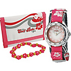 more details on Surf Babe Girls' Purse, Bracelet and Watch Set.