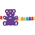 more details on Paper Bear 4 Metre Garland - Pack of 2.