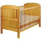 more details on East Coast Nursery Angelina Cot Bed - Antique.