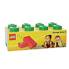 more details on LEGO® Storage Brick 8 - Green.