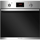 more details on Baumatic BSO616SS Single Electric Oven - Stainless Steel.