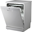 more details on Baumatic BDWF65W Freestanding Dishwasher - White/Ins/Del/Rec