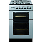 more details on Baumatic BCE520 Double Electric Cooker - Silver.