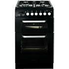 more details on Baumatic BCG520BL 50cm Gas Twin Cooker - Black.