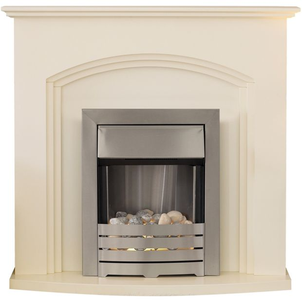 buy truro electric fireplace suite at your. Black Bedroom Furniture Sets. Home Design Ideas