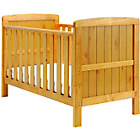 more details on East Coast Nursery Austin Cot Bed - Antique.