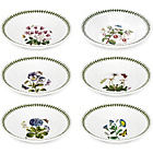 more details on Portmeirion Botanic Garden Soup Plate 6 Piece Set.