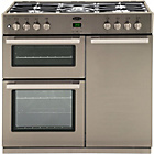 more details on Belling DB490DFT Double Dual Fuel Range Cooker - S Steel.