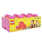 more details on Lego Storage Brick Pink 8.