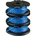 more details on Ryobi RAC125 3 x 1.6mm Line Trimmer Spools.