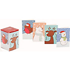 more details on Paper House Christmas Kids Cube Cards.