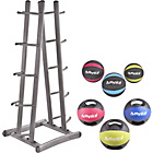 more details on Physical Company Med Ball Stand with 1kg to 10kg Med Balls.