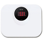 more details on Tanita Compact Bathroom Scale with LED Function - White.