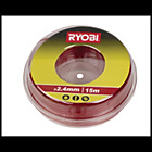 more details on Ryobi RAC104 15m x 2.4mm Cutting Line.