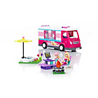 more details on Mega Bloks Barbie Luxury Camper.