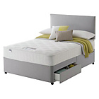 more details on Silentnight Harding Pocket Comfort Double 2 Drw Divan Bed.