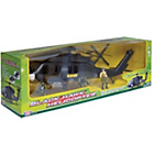 more details on Motormax Battle Zone - Black Hawk Helicopter.