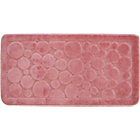 more details on Circles Bathmat 50x100cm - Pink.