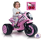 more details on Hello Kitty Waves Trimoto 6 Volt.