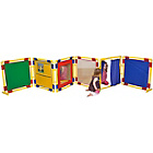 more details on Outdoor 6 x Square Activity Play Panels - S.