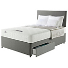 more details on Silentnight Harding Pocket Comfort Kingsize 2 Drw Divan Bed.