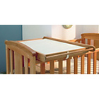 more details on East Coast Nursery Deluxe Cot Top Changer - Beech.