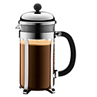 more details on Bodum Chambord Coffee Maker 8 Cup - Clear.