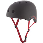 more details on REAX Damaged Rubberised Bike Helmet 53-59cm - Black.