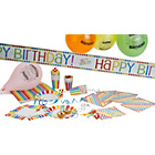 more details on Rainbow Party Pack for 16 Guests.