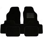 more details on Sakura Set of 5 Universal MPV Carpet Mats - Black.