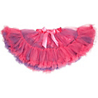 more details on Frothy Tutu Skirt Cerise and Violet 9 - 13 years.