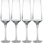 more details on Habitat Hamburg Set of 4 Champagne Flutes.