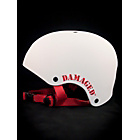 more details on REAX Damaged Rubberised Bike Helmet 53-59cm - White.