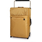 more details on Worlds Lightest Golden Yellow Trolley Case - Large.