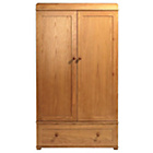 more details on East Coast Nursery Langham Wardrobe - Oak.