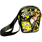 more details on SpongeBob SquarePants Official Pilot Bag - Black and Yellow.