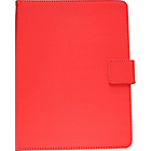 more details on Universal 9/10 Inch PVC Tablet Case - Red.