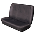 more details on Cosmos Rear Bench Seat Cover - Black.