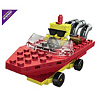 more details on Mega Bloks SpongeBob Racer.