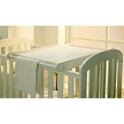 more details on East Coast Nursery Deluxe Cot Top Changer - White.