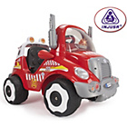 more details on Fire Truck with Lights and Sounds 6 Volt.