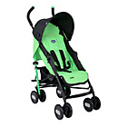 more details on Chicco Echo Stroller - Green Jam