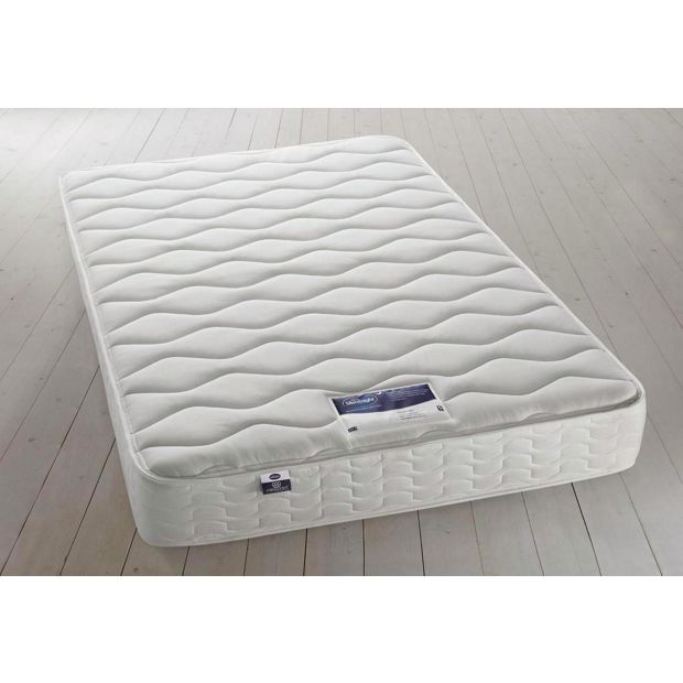 Buy silentnight harding pocket comfort double mattress at for Online shopping for mattress