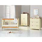 more details on Classic Two-Tone 3 Piece Nursery Furniture Set