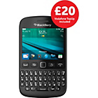 more details on Vodafone BlackBerry Curve 9720 Mobile Phone - Black.