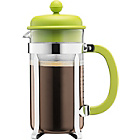 more details on Bodum Caffettiera Coffee Maker 8 Cup - Lime.