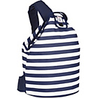 more details on Coastal Breton Insulated Duffle Cool Bag - Blue and White.