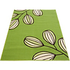 more details on Maestro Flourish Green Rug - 230cm x 160cm.