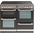 more details on Belling DB4100E Electric Range Cooker - Stainless Steel.