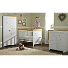 more details on Tutti Bambini 3 Bears 3 Piece Room Set - Beech and White.